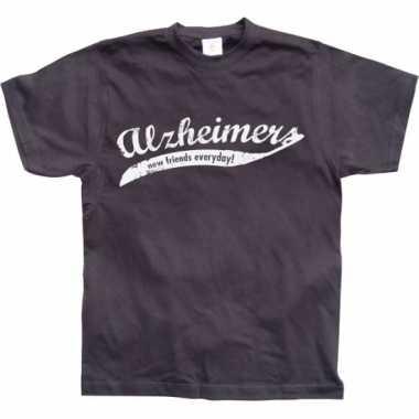 Alzheimer t shirt