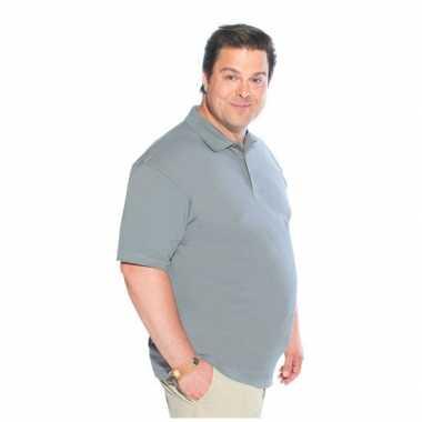 Logostar grote maten poloshirt XL