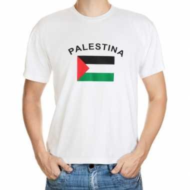 Palestina t shirt vlag