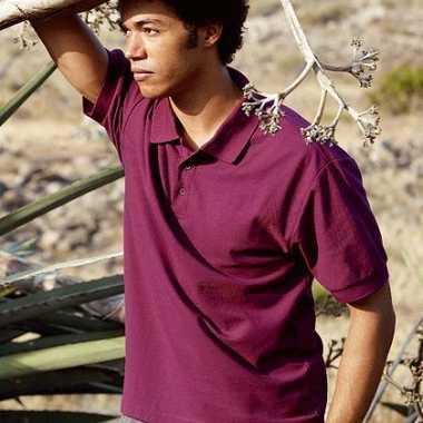 Poloshirt Fruit of the Loom / kwaliteit