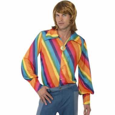 Regenboog s shirt