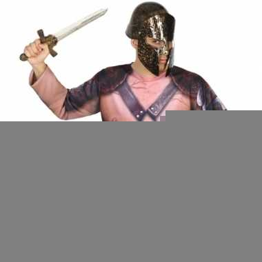 Romeins verkleed shirt heren