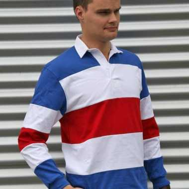 Rugby poloshirt Holland