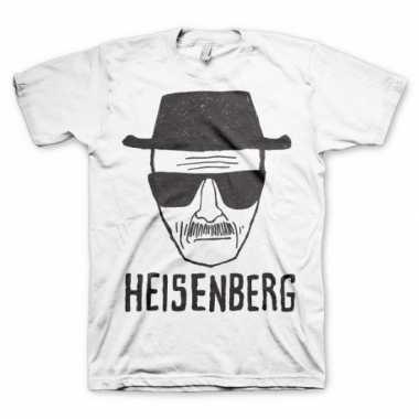 T shirt breaking bad heisenberg wit