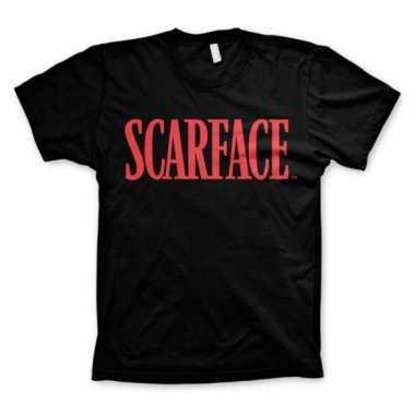 T shirt scarface logo