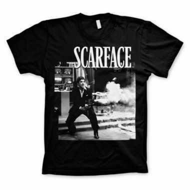 T shirt scarface wanna play rough