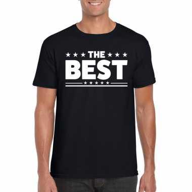 The best heren t shirt zwart