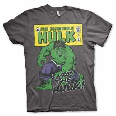 The incredible Hulk T-shirt korte mouwen