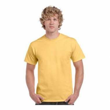 Voordelig katoenen t shirt heren