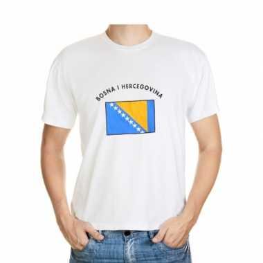 Wit heren t shirt bosna i hercegovina